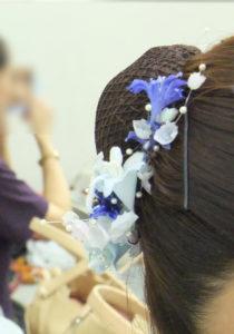 12髪飾り